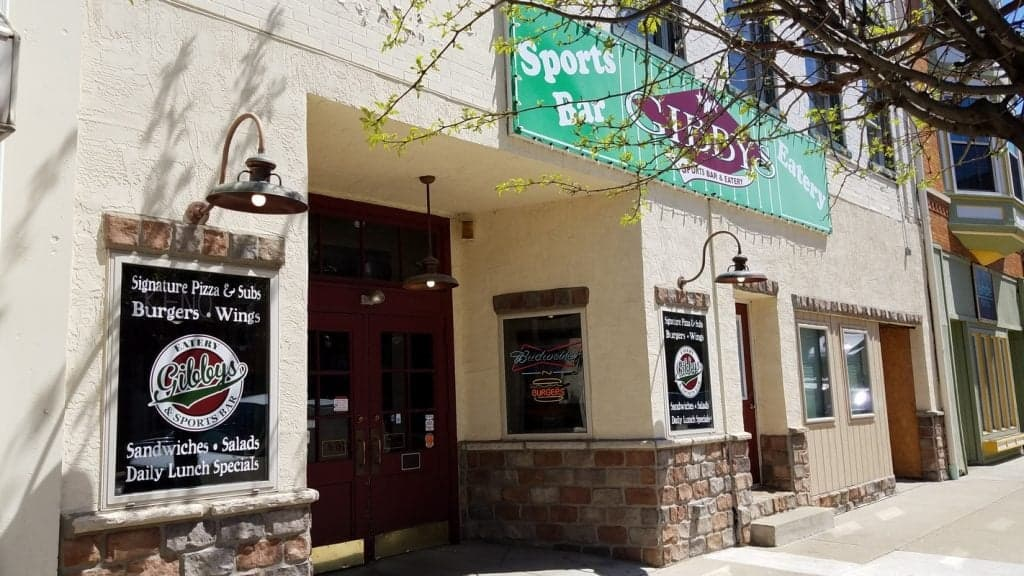 Gibbys Eatery and Sports Bar - Dimple Dash Review