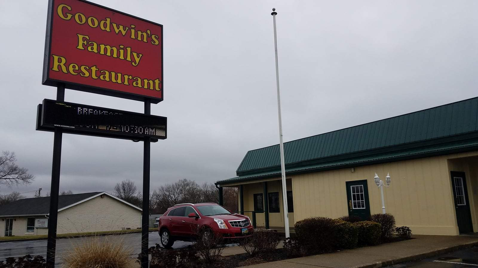 Goodwins Family Restaurant