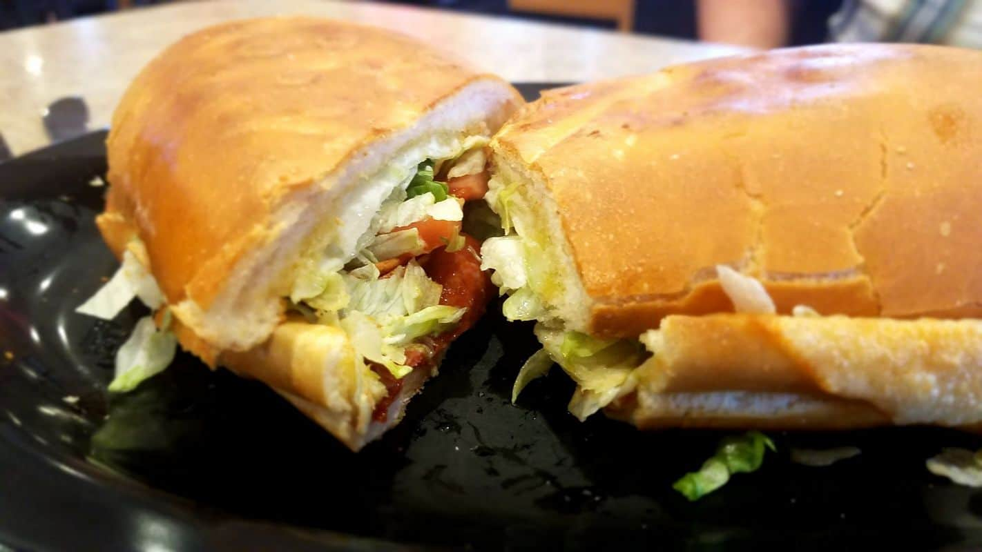 PLT Signature Sub - Pizza Cottage
