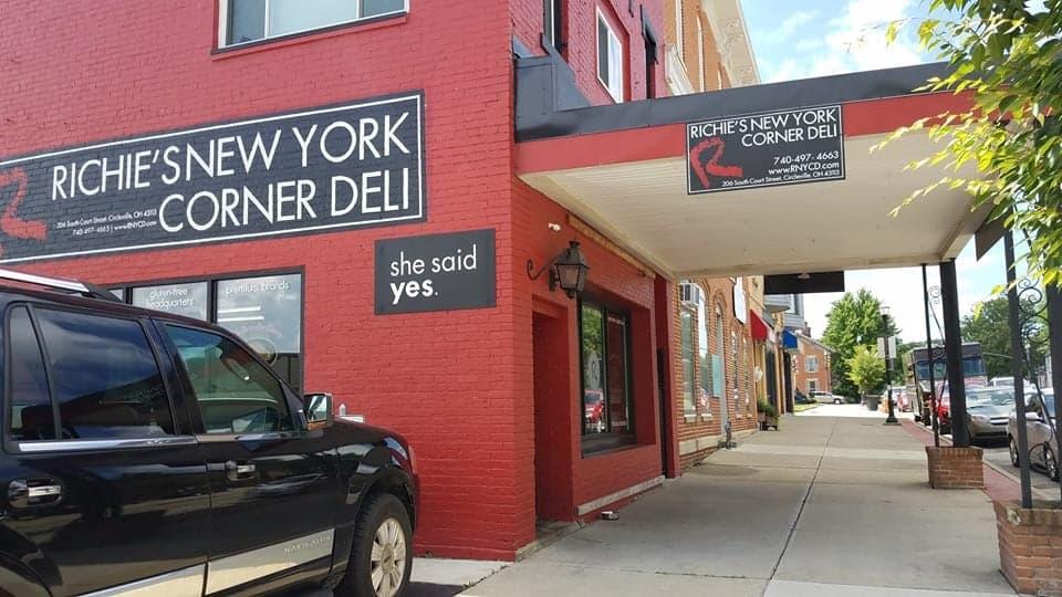 Richie's New York Deli – Dimple Dash Review