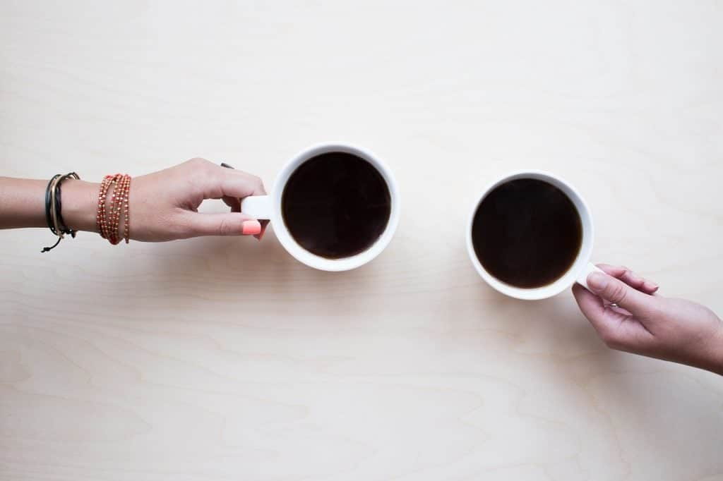 Coffee pick-me-up:  What amount is perfect?