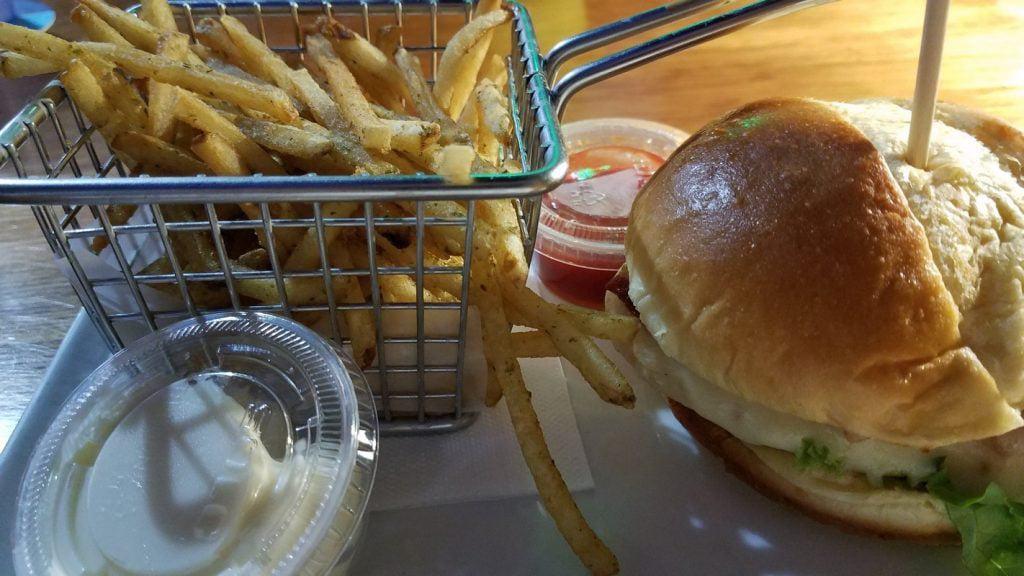 Gibbys Burgers Subs Sandwich