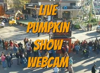Pumpkin Show Live Video 2018
