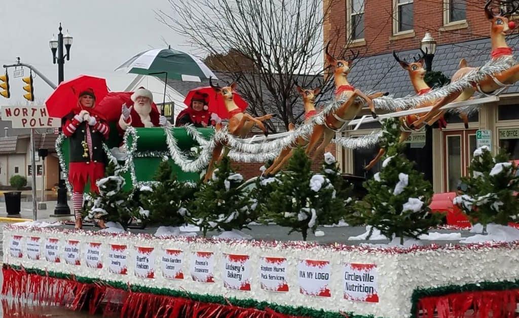 Roundtown Christmas Parade 2018