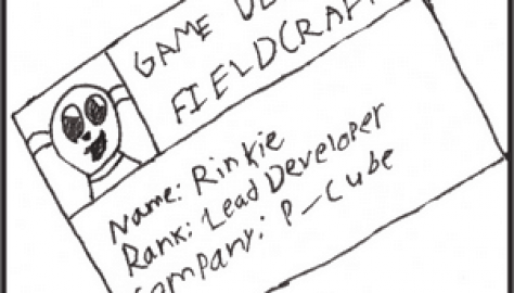 Back in the Real - Pumpkin Rollers - August 2018 Panel 1
