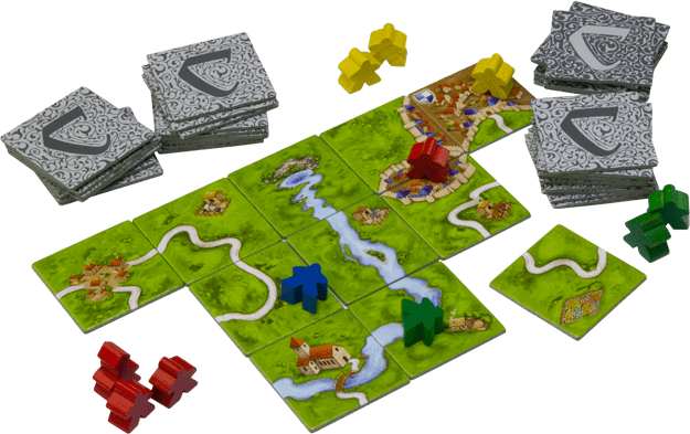 Carcassonne by Z-Man Games