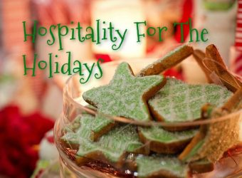 Hospitality For The Holidays