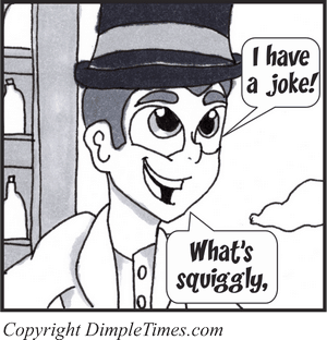 Nauseating Joke - Happy Circa - September 2018 Panel 1