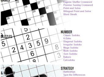 Puzzle Palaces Games