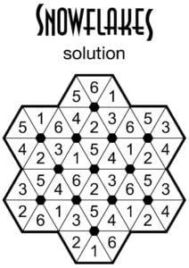 Snowflakes Solution