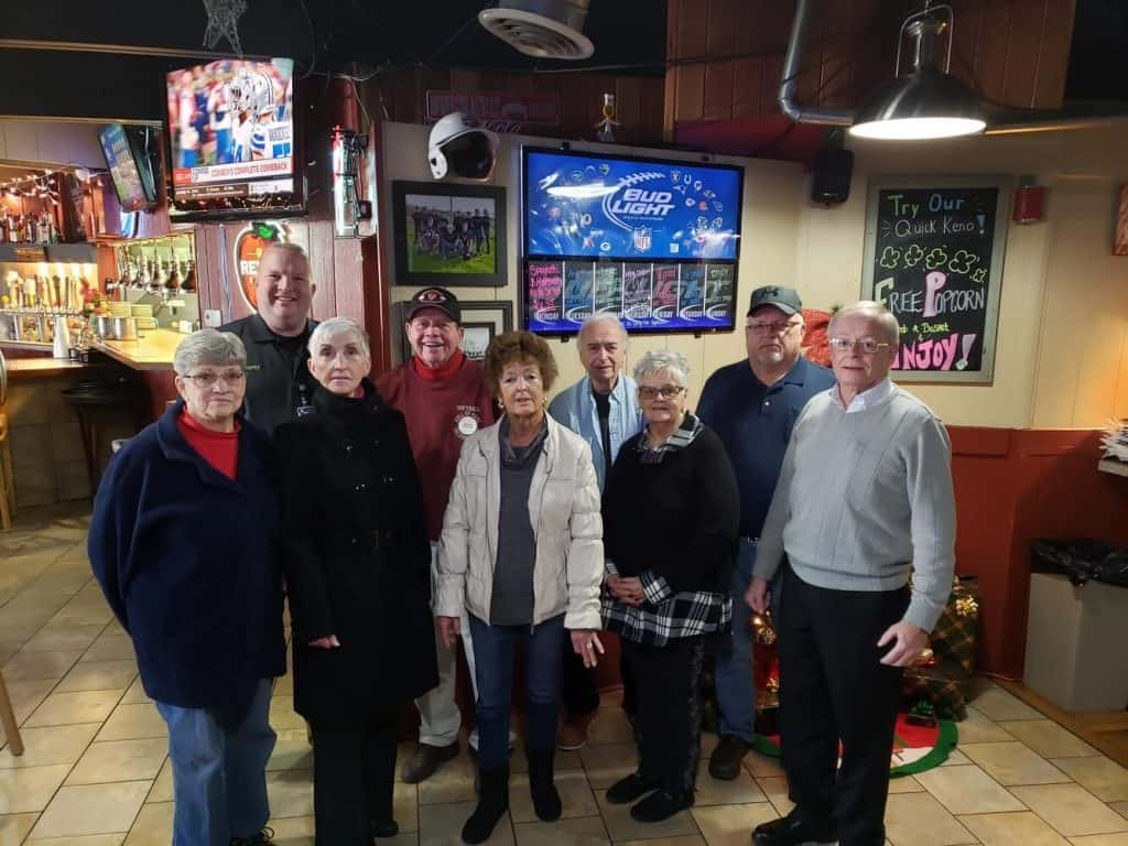 Circleville High School class of 1960 donates to Foundations4Youth