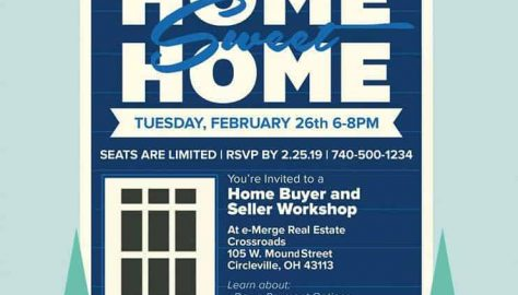 Home Buyer and Seller Workshop Presented by e-Merge Real Estate Crossroads