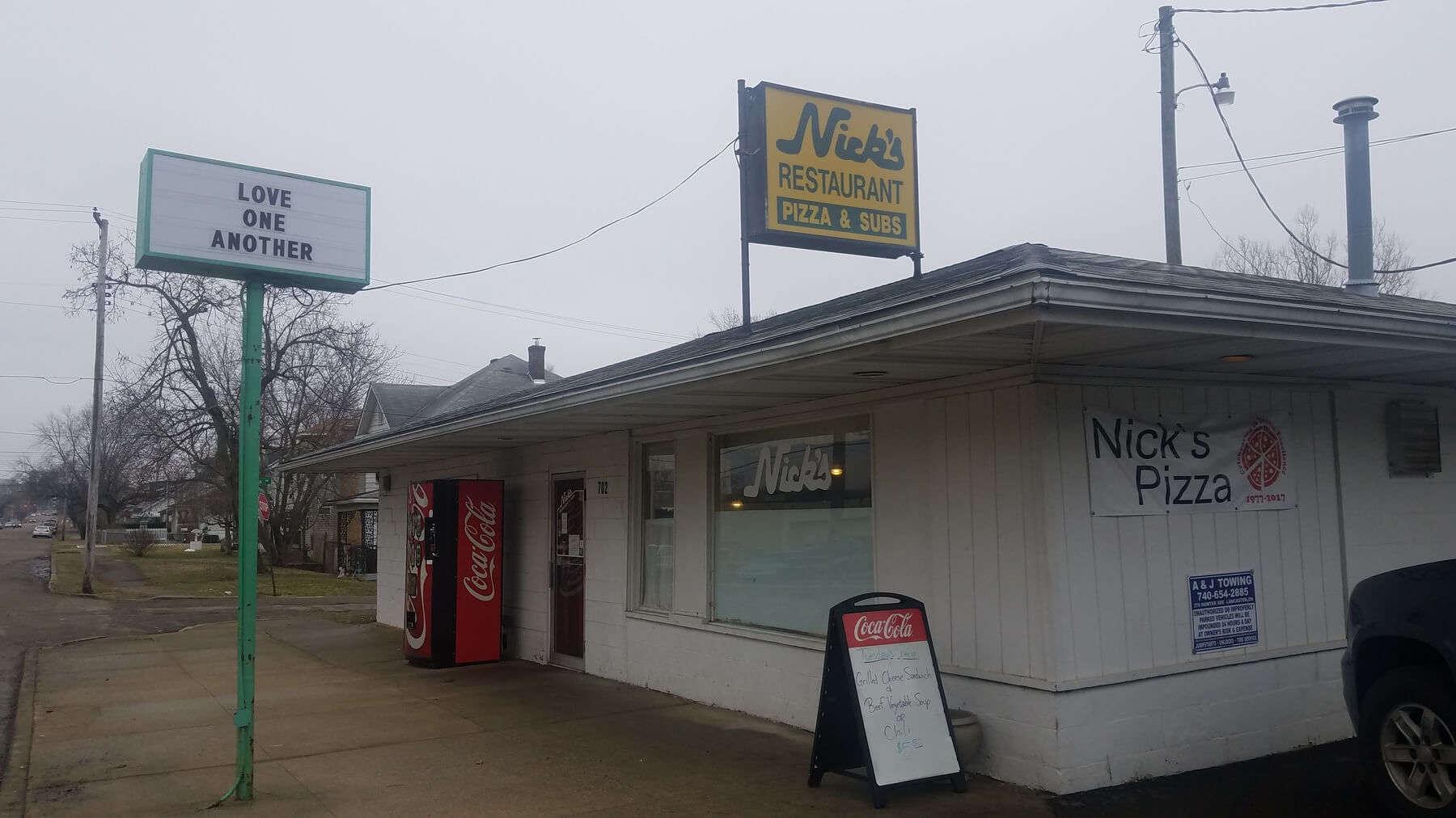 Nicks Restaurant and Pizza