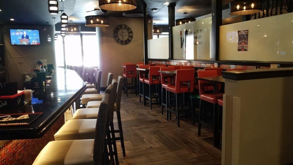 Watt Street Tavern Restaurant Area