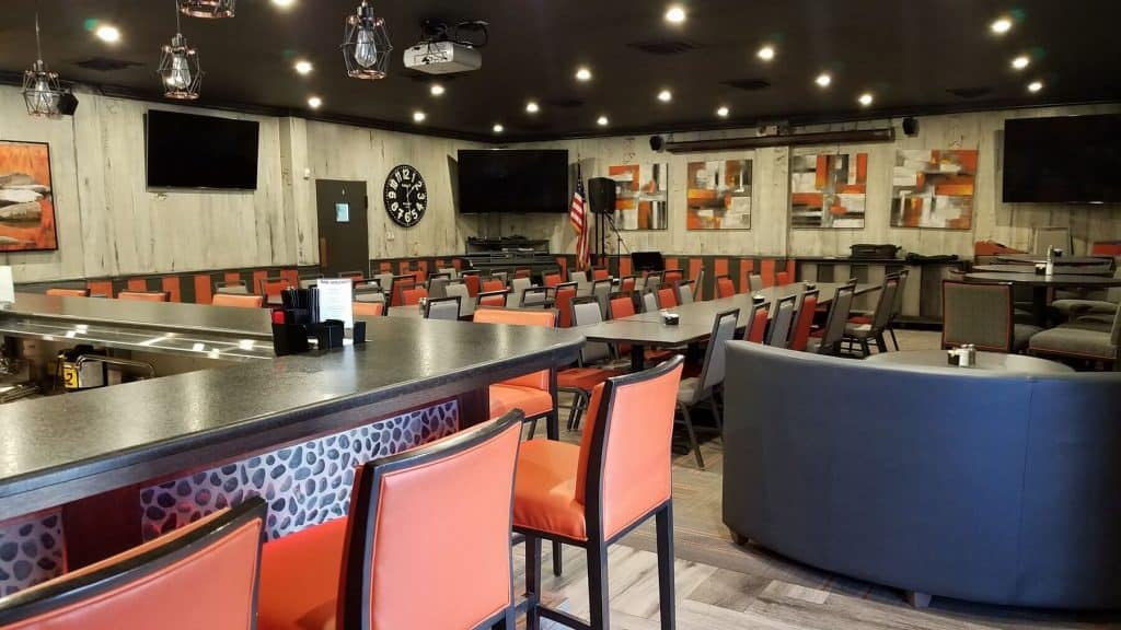 Watt Street Tavern - Party Room and Meeting Area