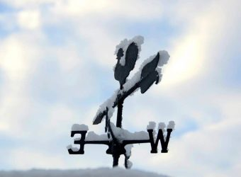 Weather Vane Changes