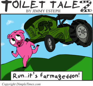 Farmageddon – Toilet Talez – February 2019