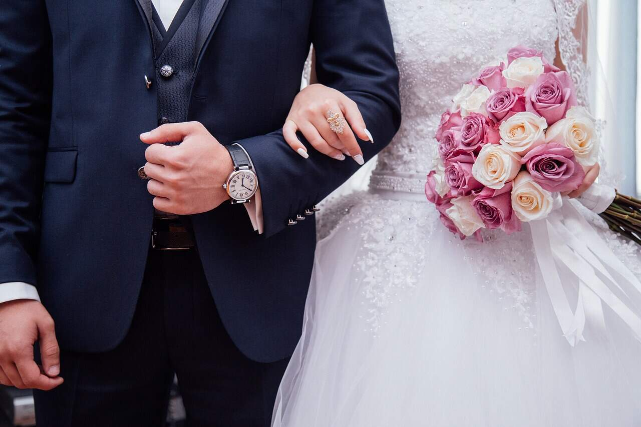 Finances before, and after, the wedding