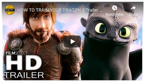 How to Train Your Dragon: The Hidden World - Admissions of a Movie Fanatic Review