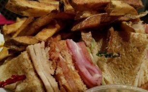 Jackie Ray's Turkey Bacon Club