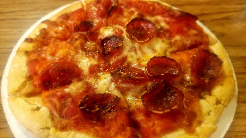 Sugar Bears Pizzeria - Bear Paw Pizza