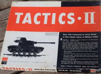 Tactics II Game