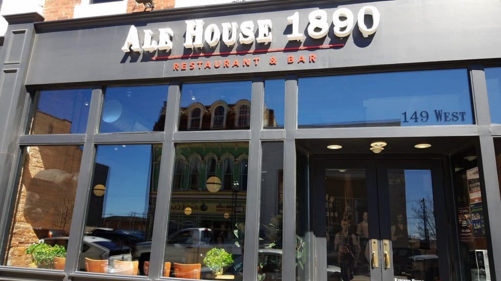 The Ale House 1890 – Dimple Dash Review