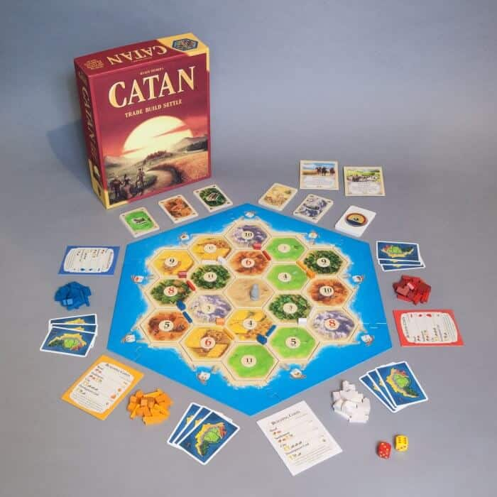 CATAN! The game that started a revolution!