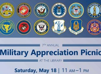 Military Appreciation Picnic Ross County Library 2019