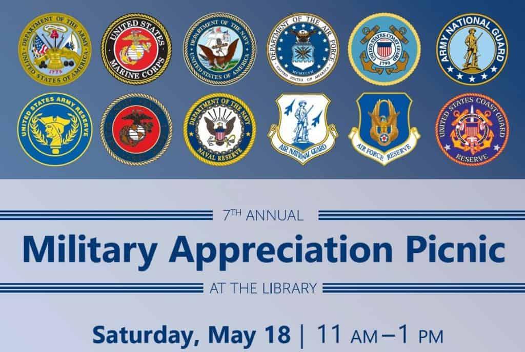 7TH ANNUAL Military Appreciation Picnic - Chillicothe