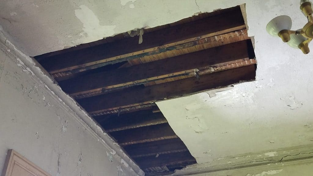 Removal of Soot from Fire Damage