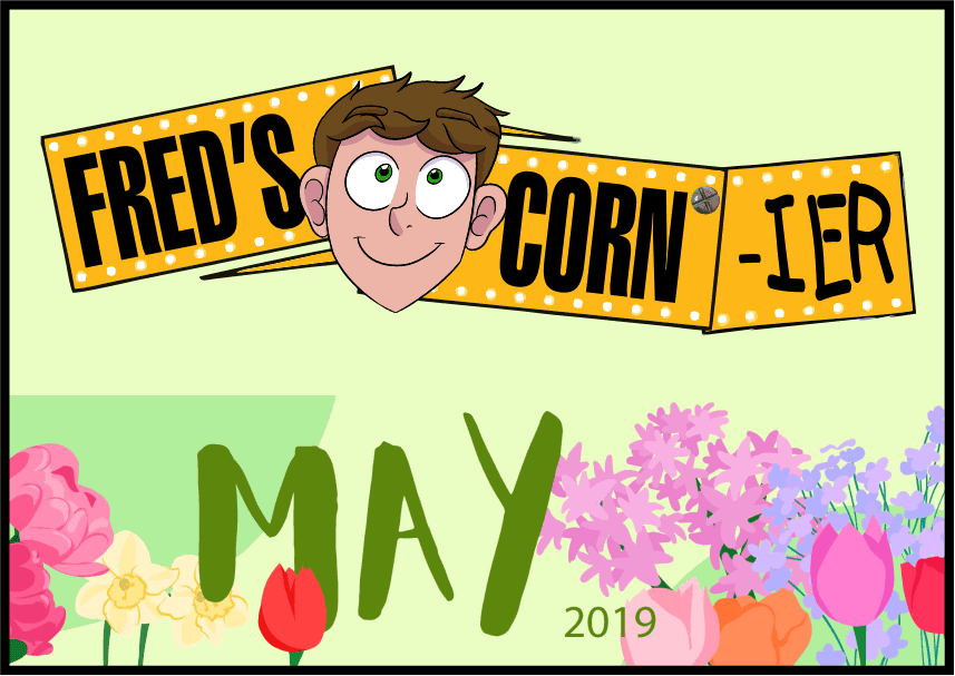 Freds Cornier - May 2019