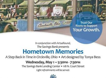 Hometown Memories Event at The Savings Bank Lending Center