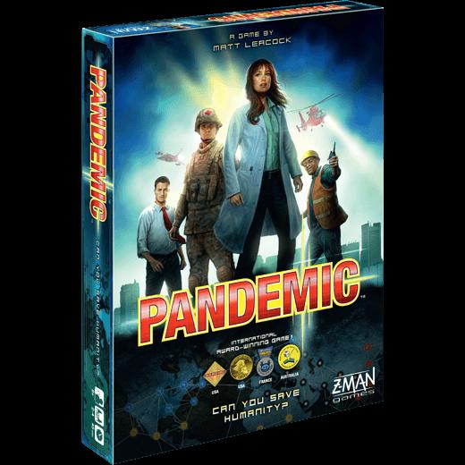 PANDEMIC – Game