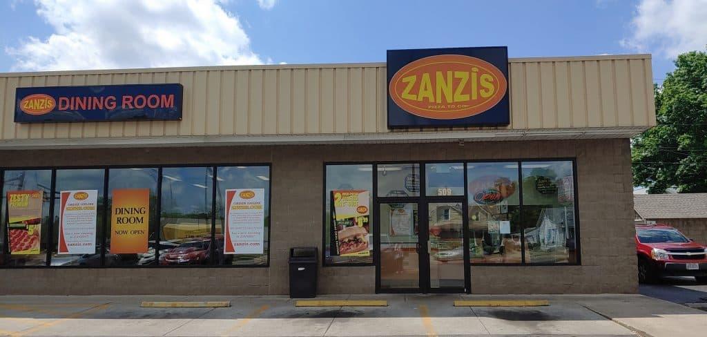 Zanzis Pizza - Dimple Dash Review