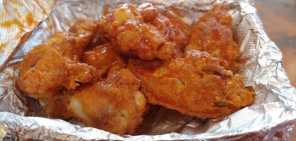 Zanzis Buffalo Chicken Wings