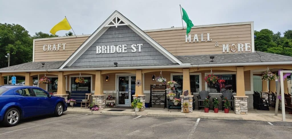 Bridge Street Craft Mall - Small Business Highlight