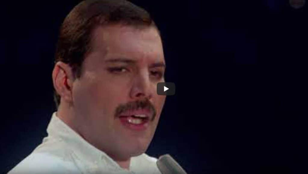 Unheard Freddie Mercury song released