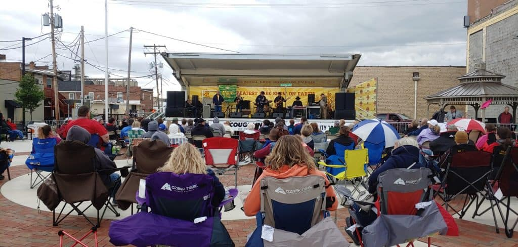 McGuffey Lane at the 2019 Pickaway County Pizza Challenge