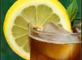 Mint Tea from Garden
