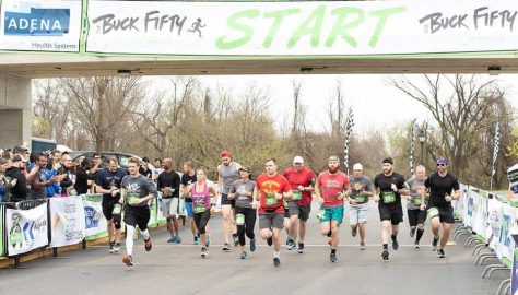 The Buck Fifty 2019 Starting Group
