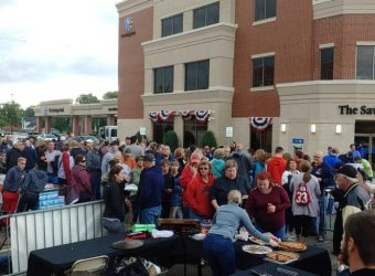 The Crowd at the 2019 Pizza Challenge