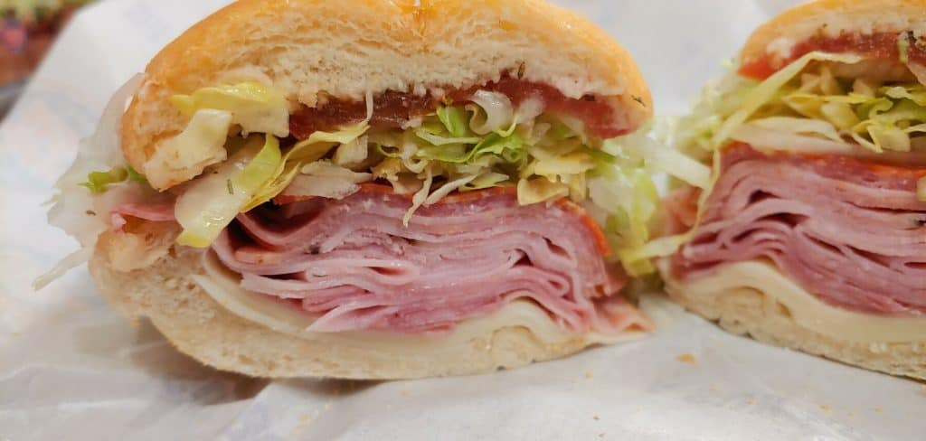 The Original Italian Sub from Jersey Mike's in Circleville, Ohio