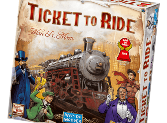 Ticket to Ride Days of Wonder Review