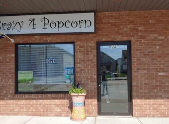Crazy 4 Popcorn in Lancaster, Ohio