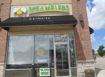 Scramblers in Lancaster, Ohio