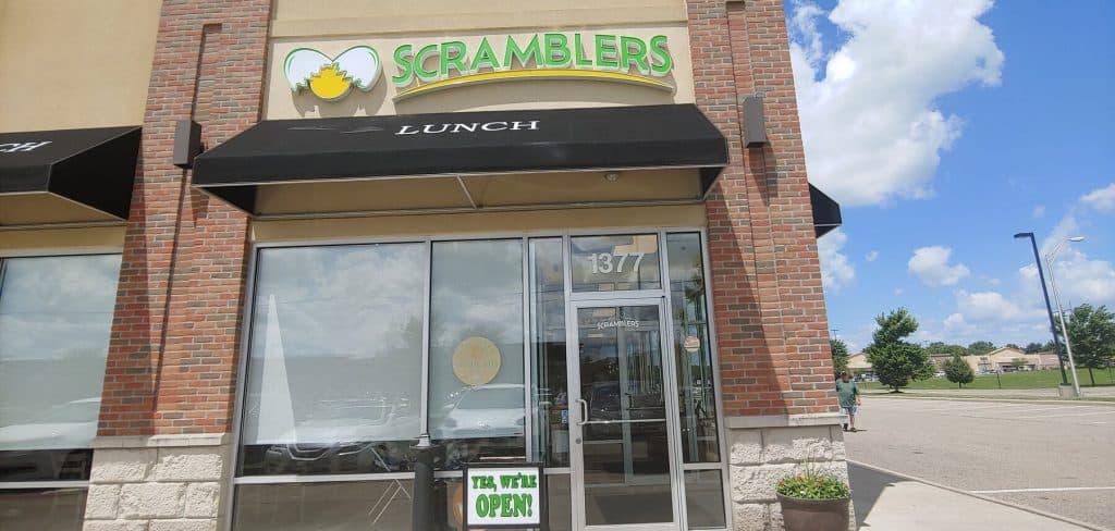 Scramblers – Dimple Dash Review