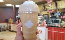 Maple Iced Capp - Tim Hortons