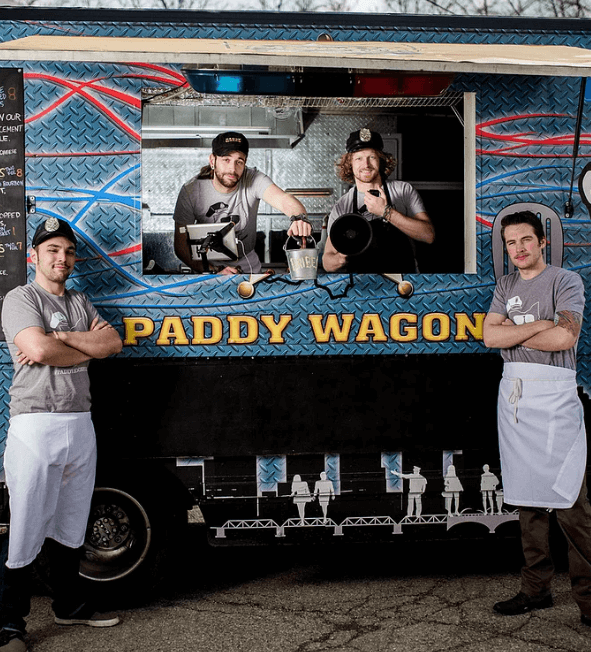 Paddy Wagon Food Truck