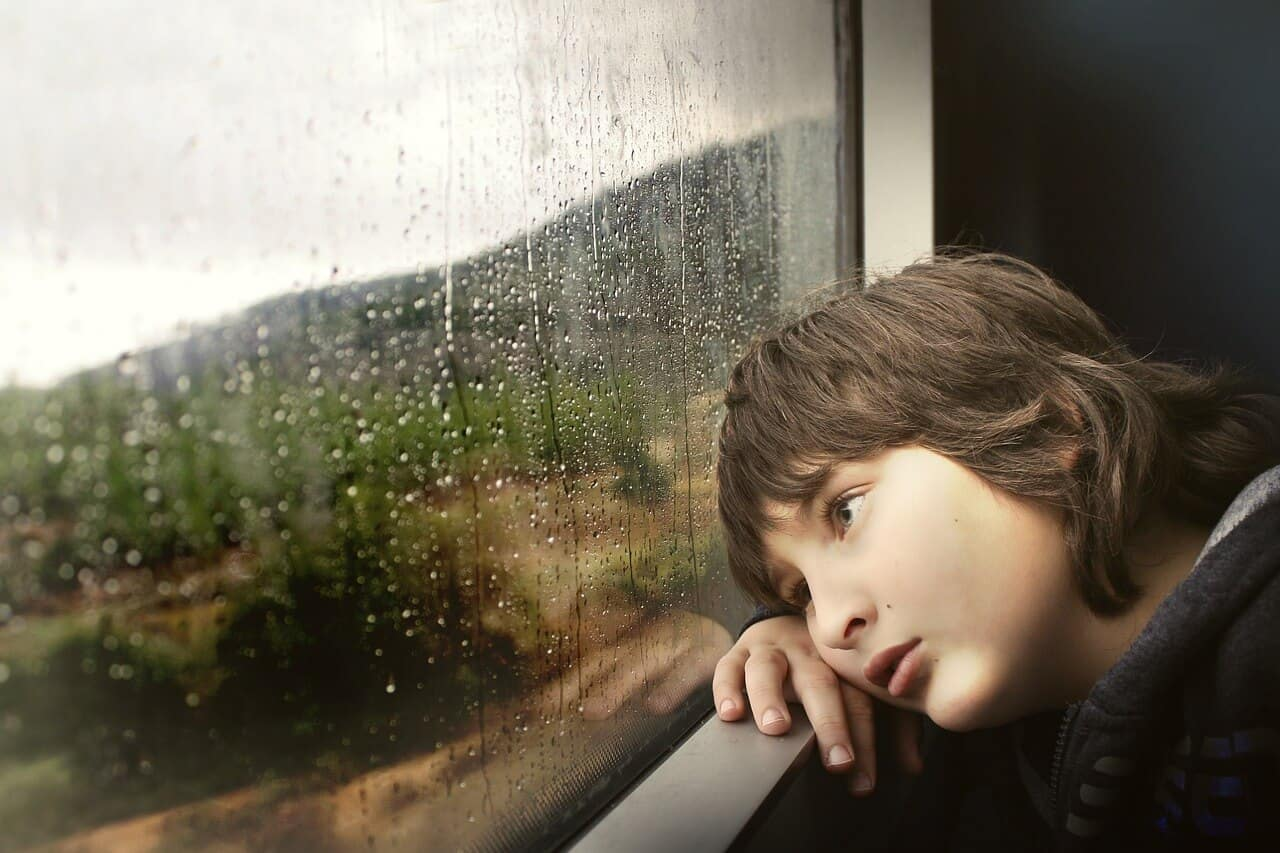 Recognizing Anxiety in Children